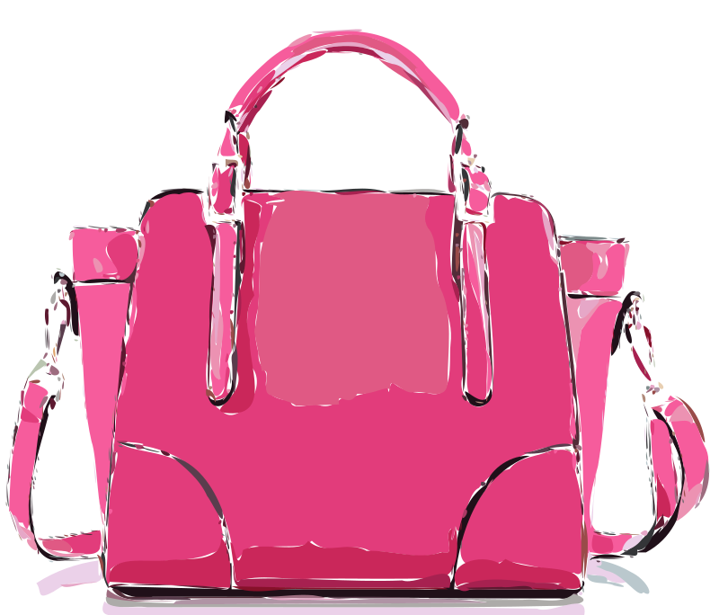 clipart pinky s bag without logo