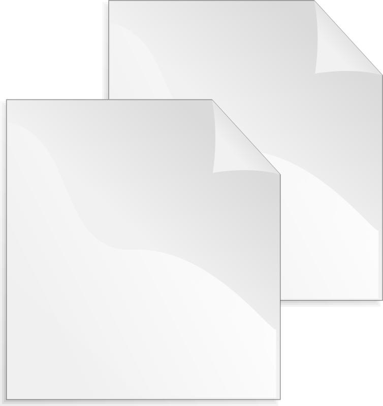 Documents Icon by Anonymous - blank paper icon
