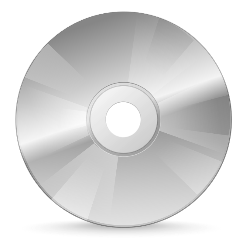 CDROM Disc by Anonymous - disc blank