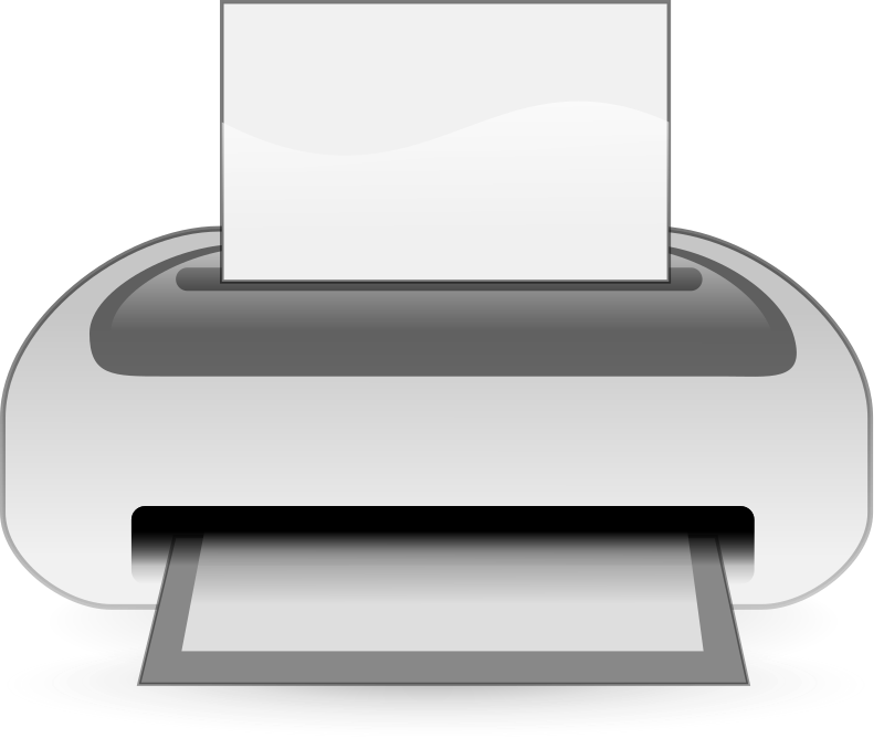 Printer by Anonymous