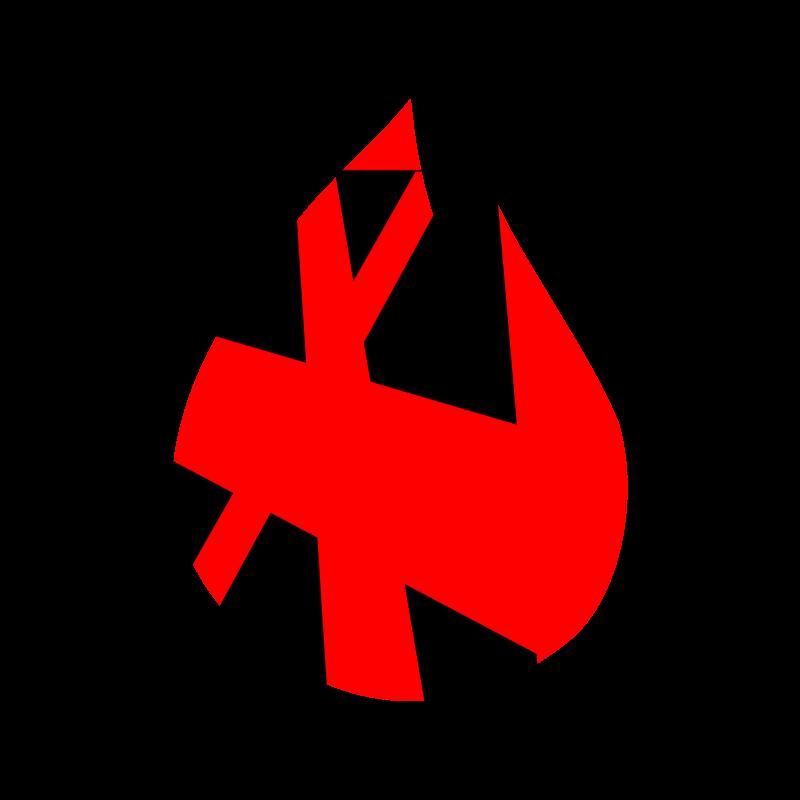clip art holy spirit fire - photo #21