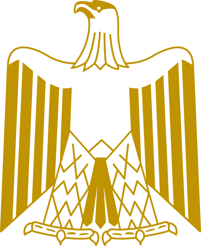 Clipart - Eagle of Saladin
