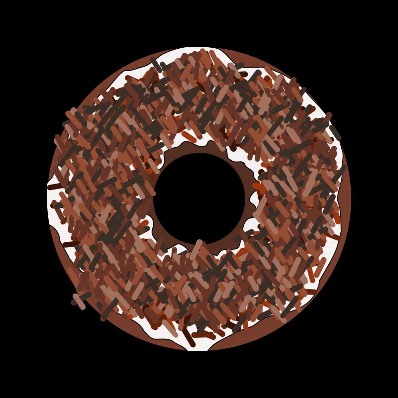 brown sprinkles