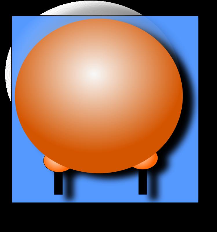 Clipart Ceramic Capacitor Image