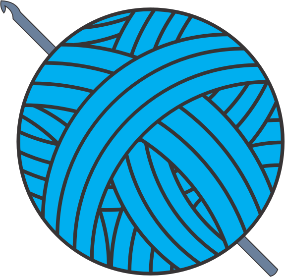 Clipart - Yarn Ball