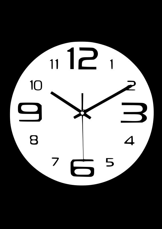 Clipart reloj for Imagenes de relojes