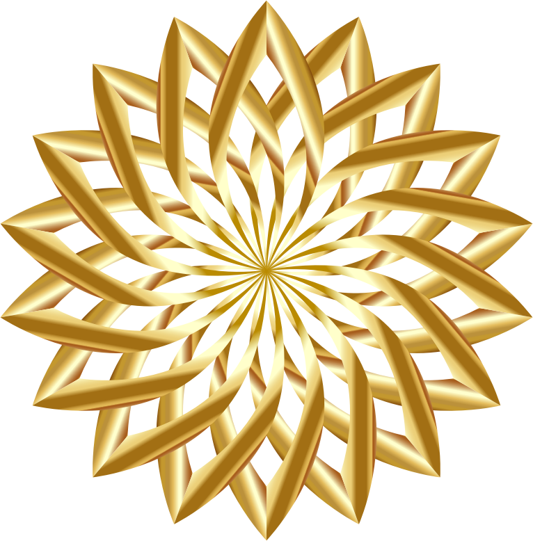 Clipart - Golden Lotus No Background: https://openclipart.org/detail/252096/golden-lotus-no-background