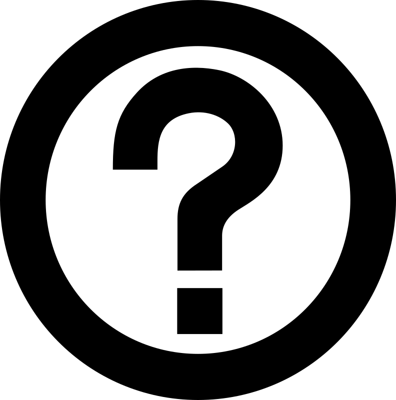 Question mark image