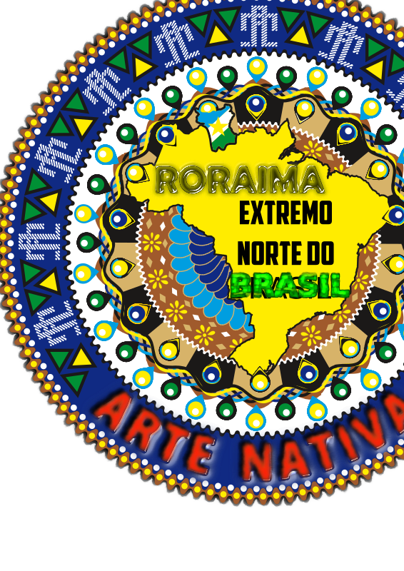 Clipart - roraima extremo norte