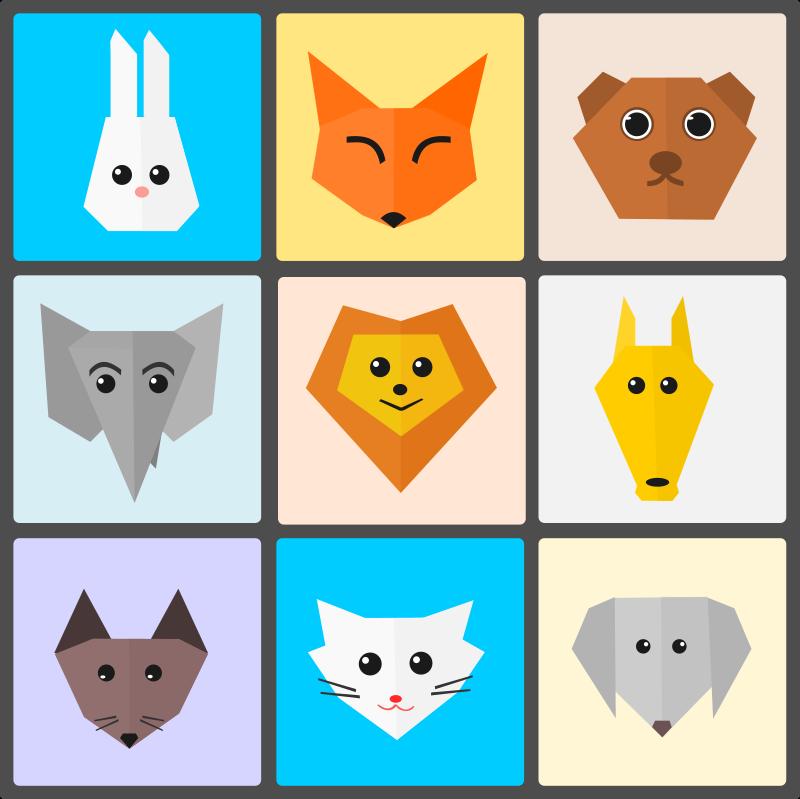 Cute Origami