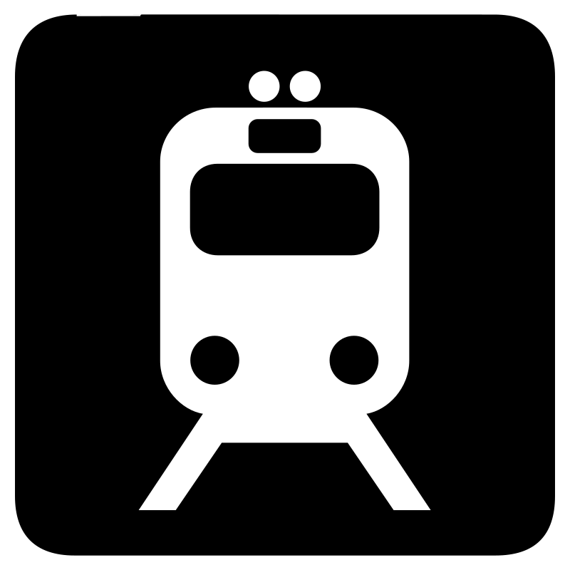 aiga rail transportation bg by jean_victor_balin - Set of international airport symbols.