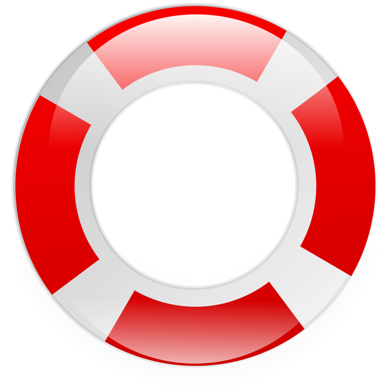 Life Saver by Andy - A Gnome Help (Lifesaver)icon by Andrew Fitzsimon. Etiquette Icon set. From 0.18 OCAL database.