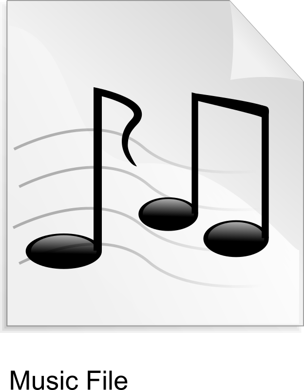 OGG by Andy - An Audio file icon representing OGG format by Andrew Fitzsimon. Etiquette Icon set. From 0.18 OCAL database.