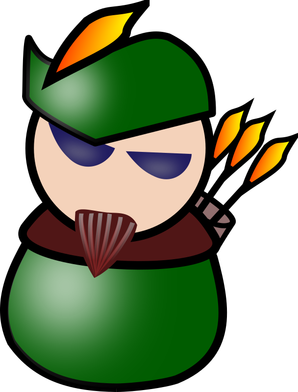 Robin Hood User Picture by chovynz - A custom Userpic based on the default user icon and BooBaLoo's Custom Userpic.