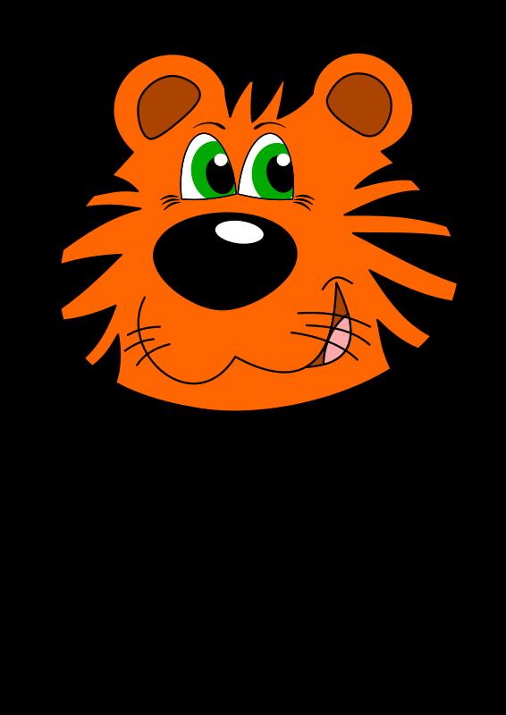 clipart cartoon tiger cartoon tiger clipart png cartoon tiger clipart png