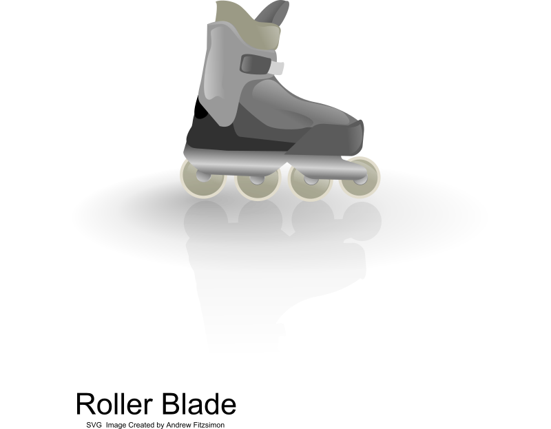 Rollerblades by Andy - Rollerblades by Andrew Fitzsimon.  From 0.18 OCAL database.