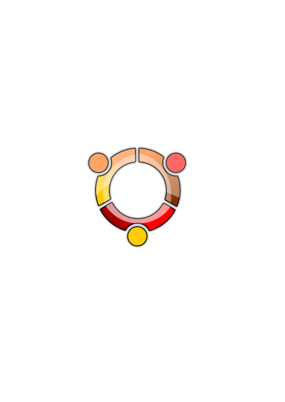 Clipart - Ubuntu Logo Ubuntu Logo Png