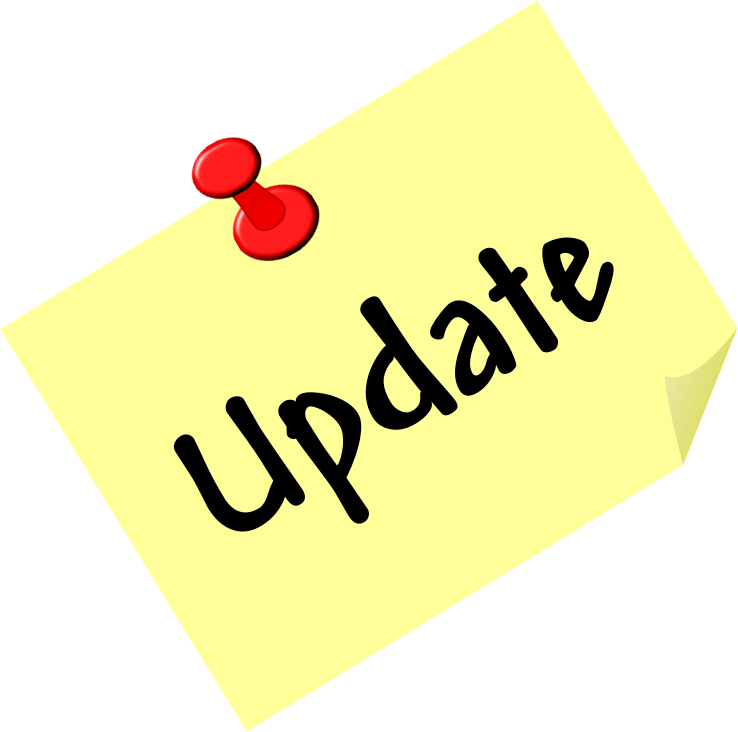 Clipart - Update Note