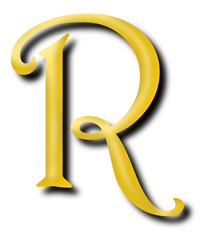 image letter r - photo #21