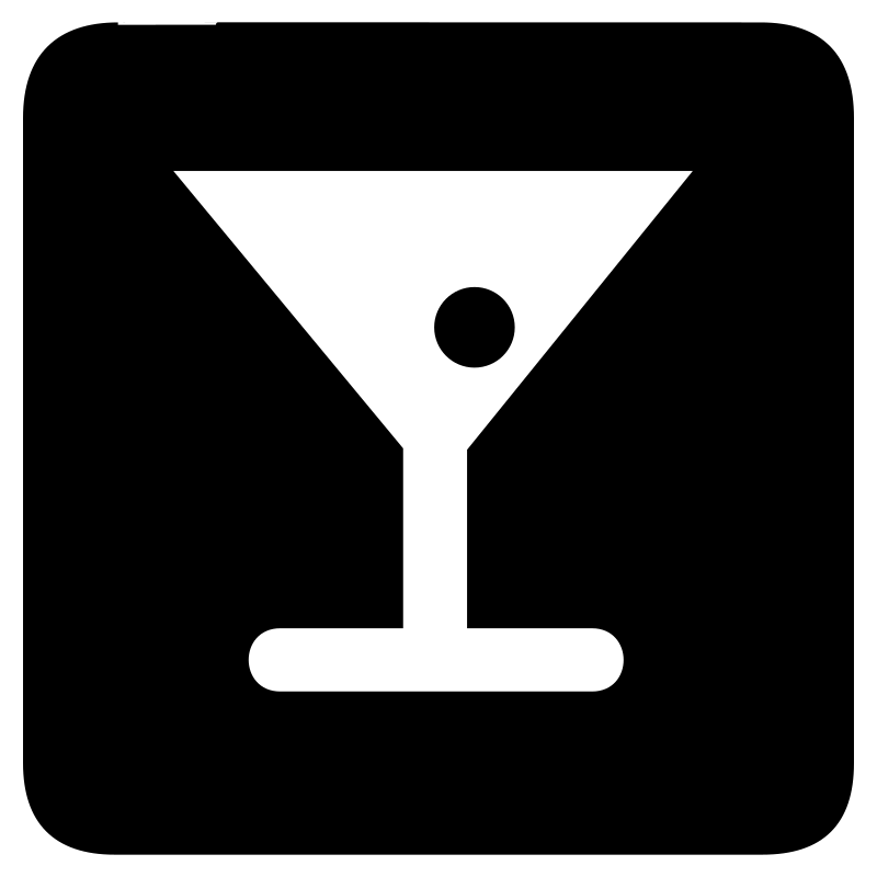 aiga bar bg by jean_victor_balin - Set of international airport symbols.