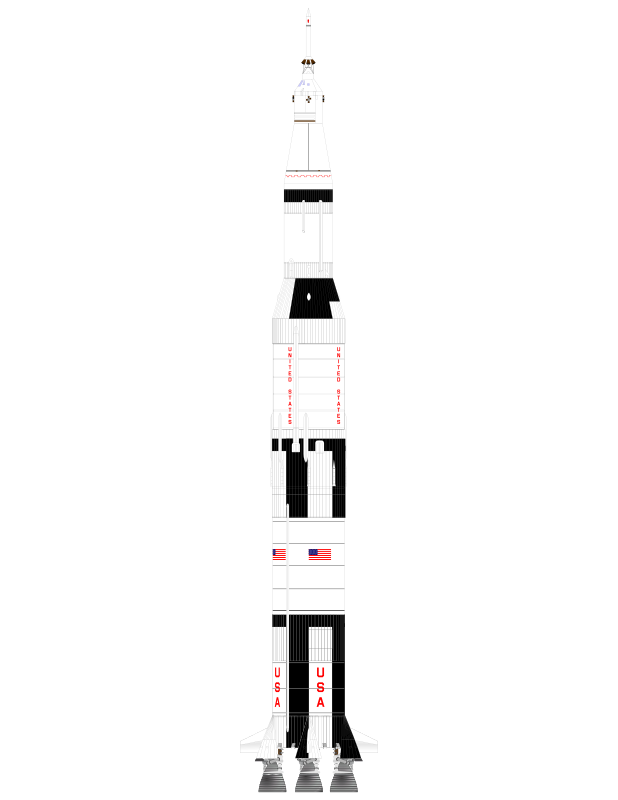 nasa rockets clip art - photo #34
