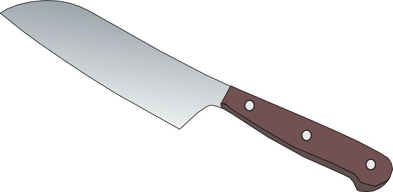 Knife 2 by Machovka