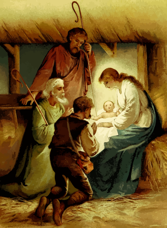 search results for �nativity clipart� � calendar 2015