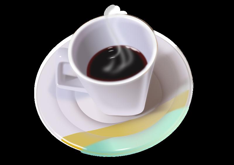Clipart - cafe brasileiro