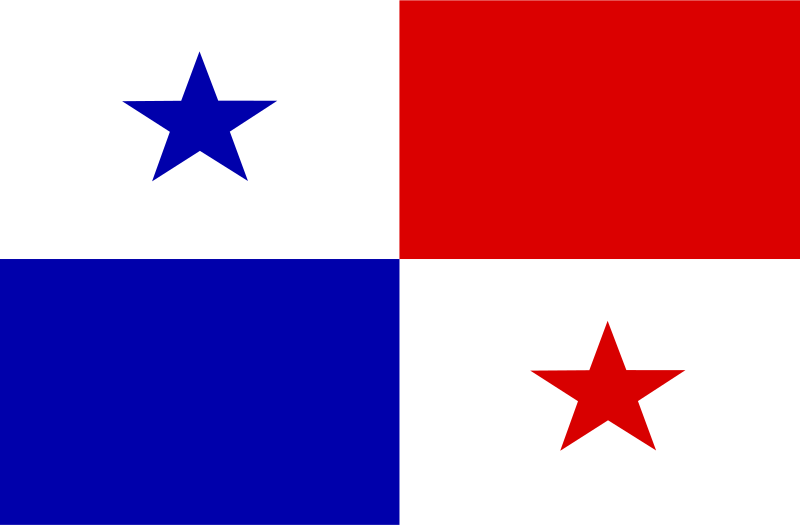 flag of Panama by Anonymous - from old OCAL site