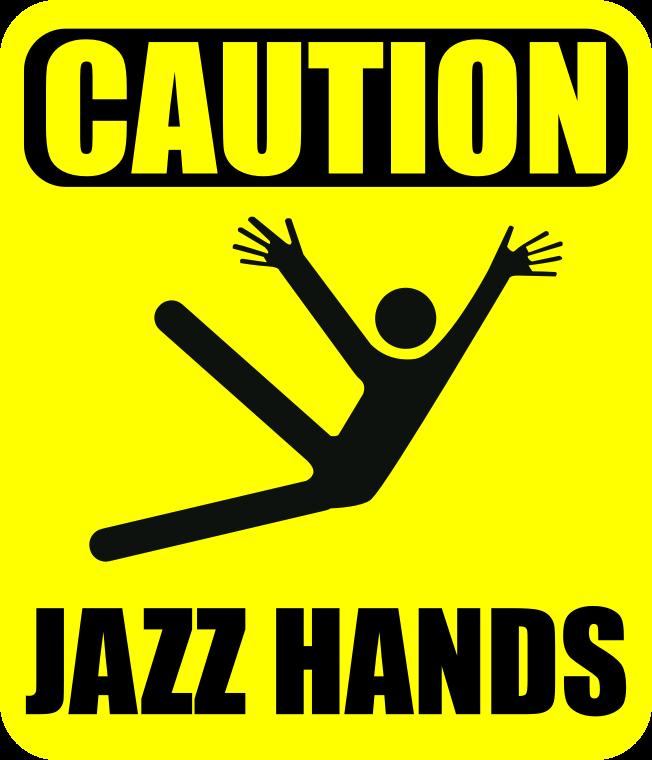 Clipart Caution