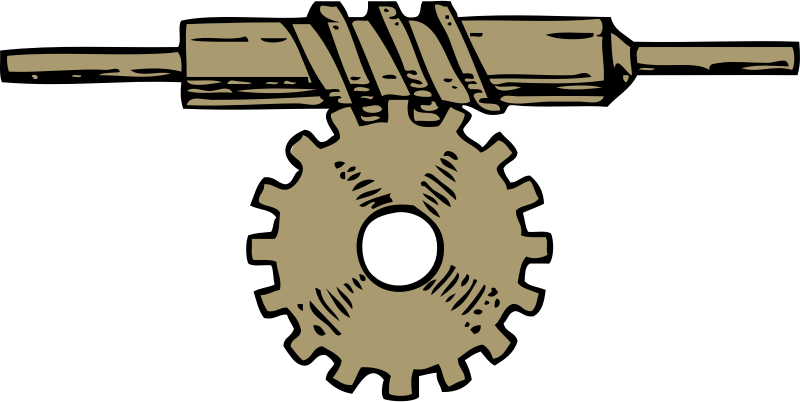 worm gear by johnny_automatic - Harmsworth's