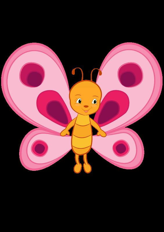 Cute Butterfly