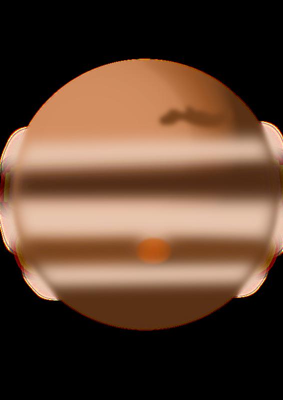 Clipart - jupiter