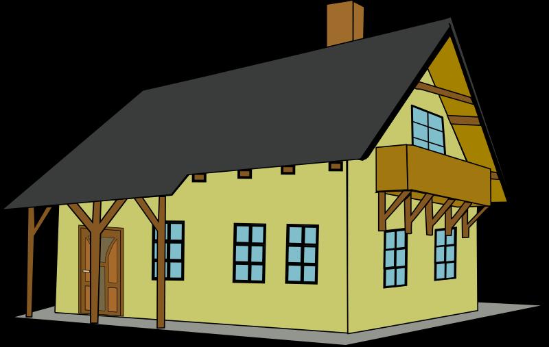 Clipart - House 1