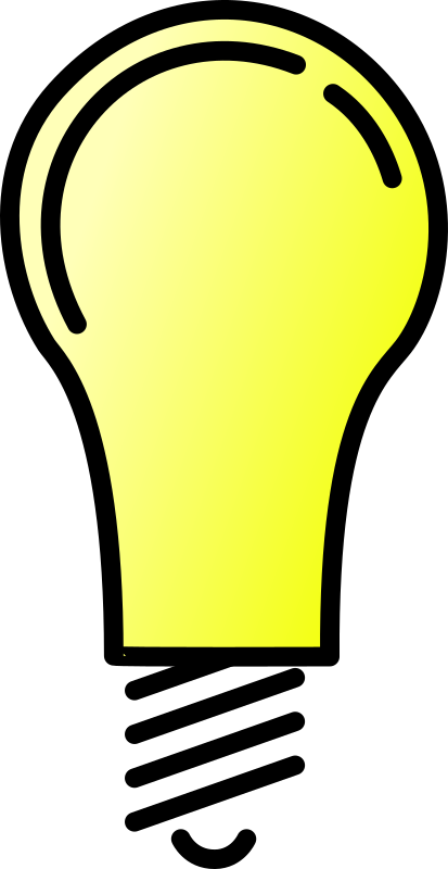 Lightbulb Lit by bpcomp
