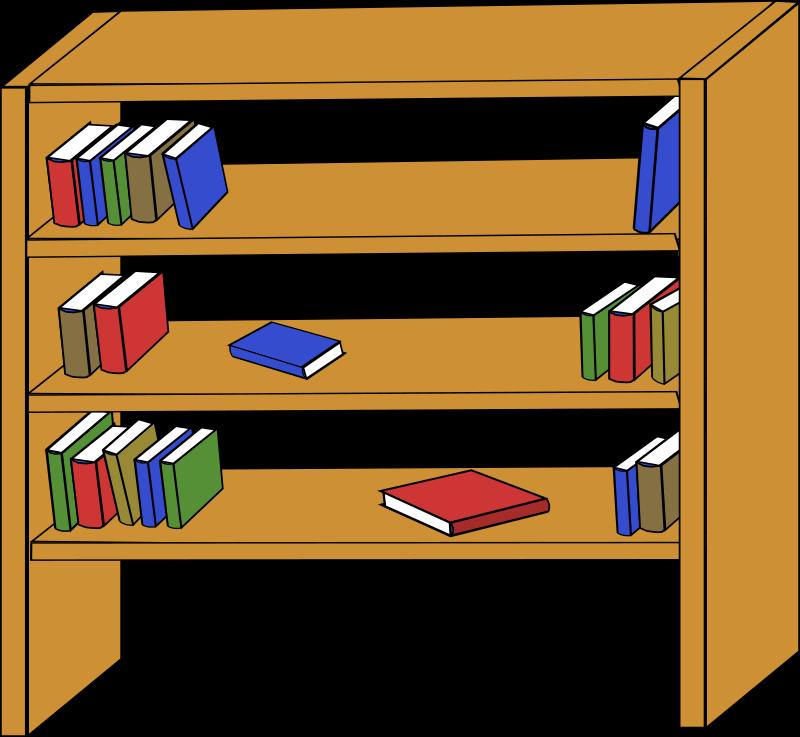 clipart bookcase bookshelf clipart black and white bookshelf clipart free