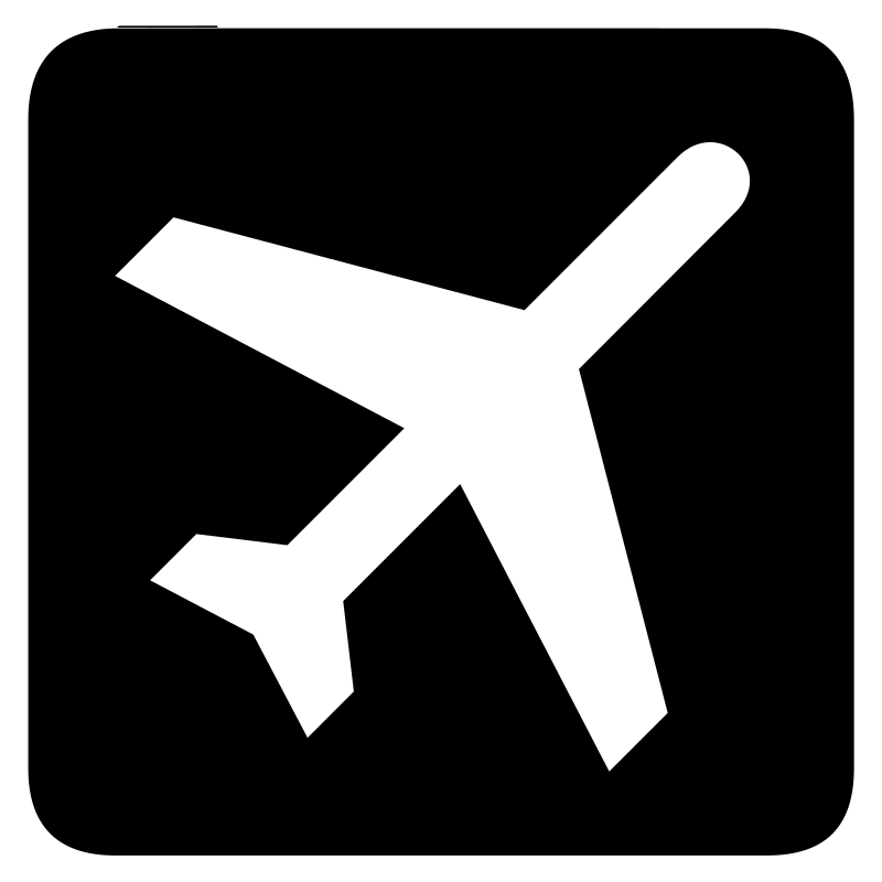 aiga departures bg by jean_victor_balin - Set of international airport symbols. Source: http://www.aiga.org/content.cfm/symbol-signs Converted to SVG by Jean-Victor Balin.
