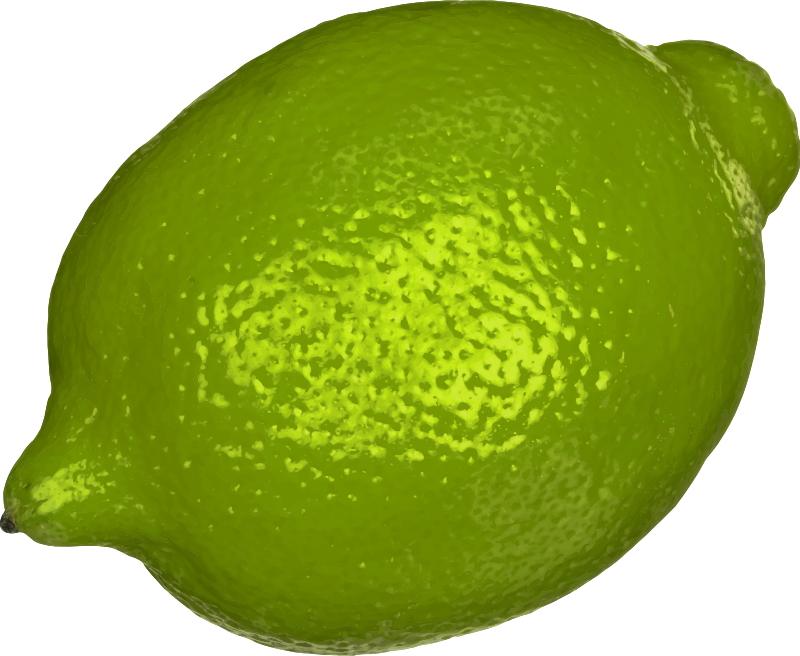 Clipart - Lime