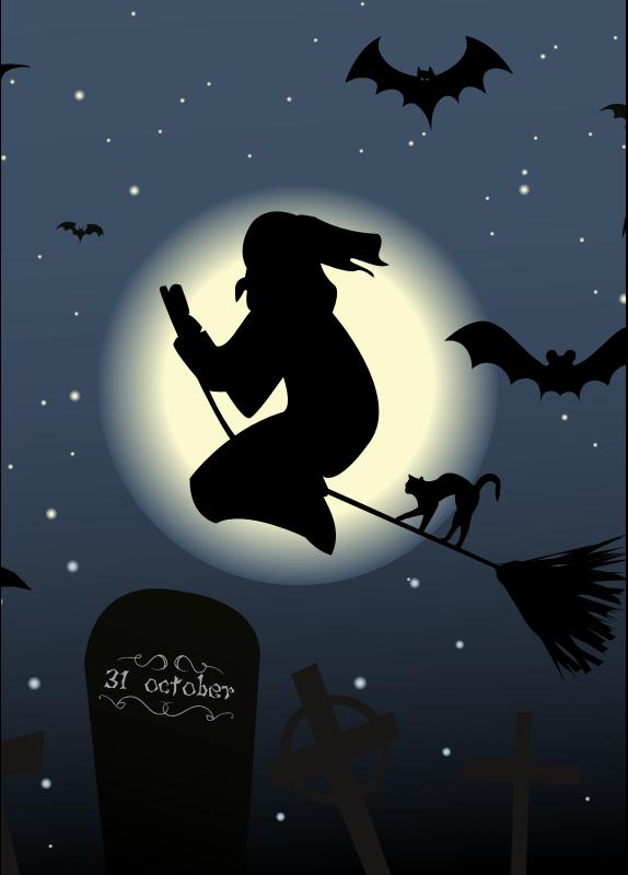 halloween clipart free animated - photo #20