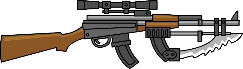 clipart gun 10 rifle clipart black and white rifle clipart ar15
