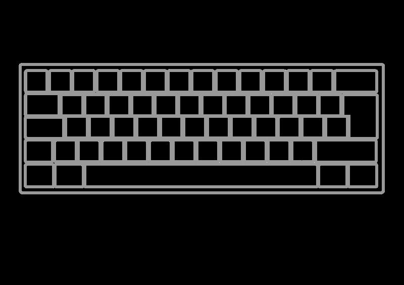 Keyboard ABNT2 Pt Br by Minduka - Keyboard ABNT PT BR