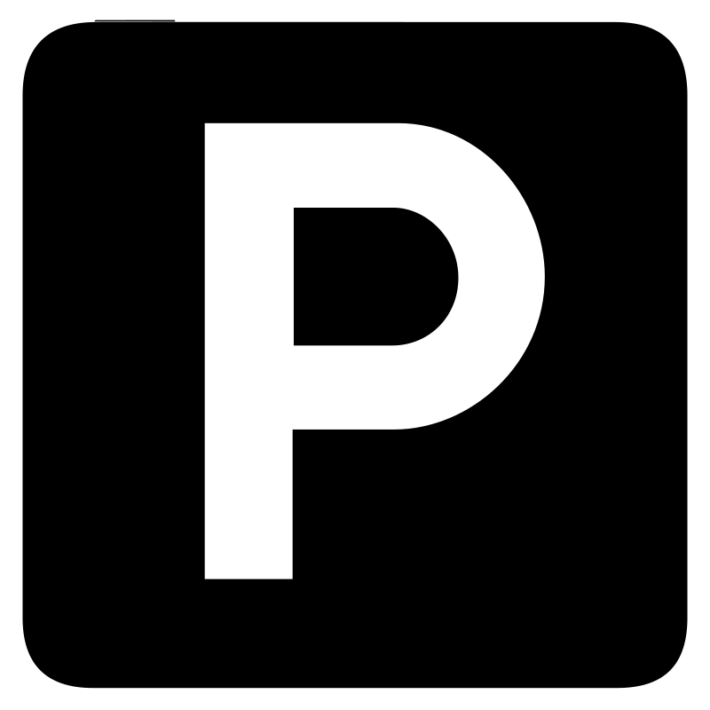 aiga parking bg by jean_victor_balin - Set of international airport symbols. Source: http://www.aiga.org/content.cfm/symbol-signs Converted to SVG by Jean-Victor Balin.