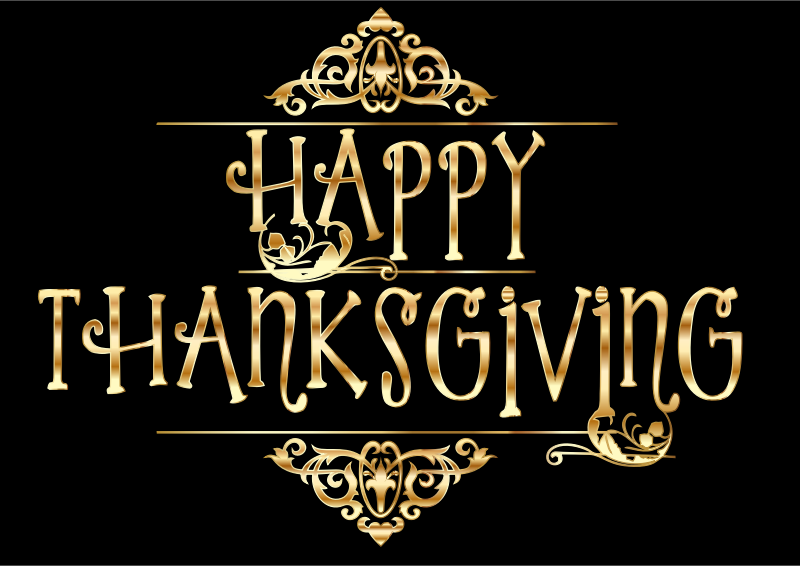 thanksgiving office closed message