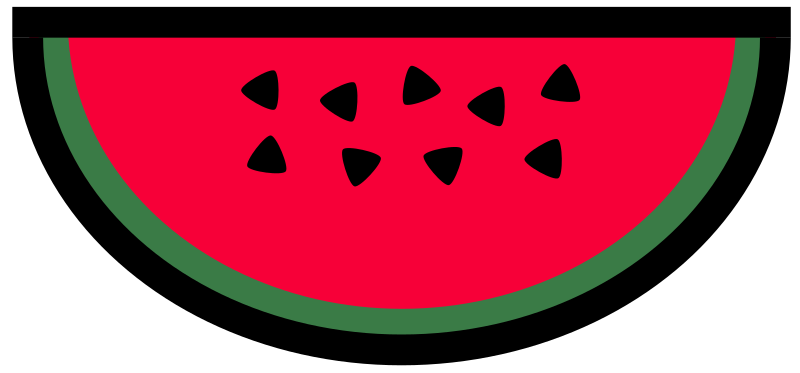 Simple watermellon by laobc
