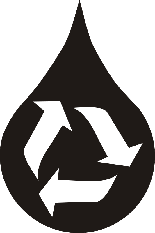 recycle water by Anonymous