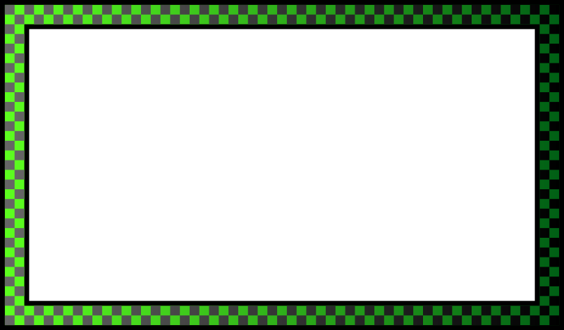 "border - green with gradients by Gerald_G - Uploaded by ""World Label"" for conversion to SVG and publication on OCAL."