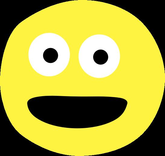 Clipart - Smiley Emoji