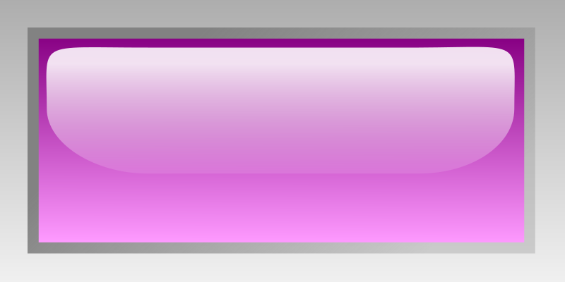 led rectangular h purple by jean_victor_balin - Purple glossy rectangle by Jean-Victor Balin. From OCAL 0.18 release.