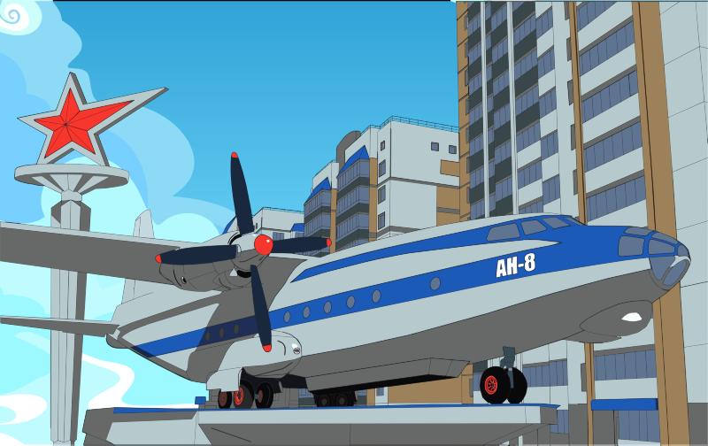 Clipart  Jet Set City -> Ecksofa Jet Set