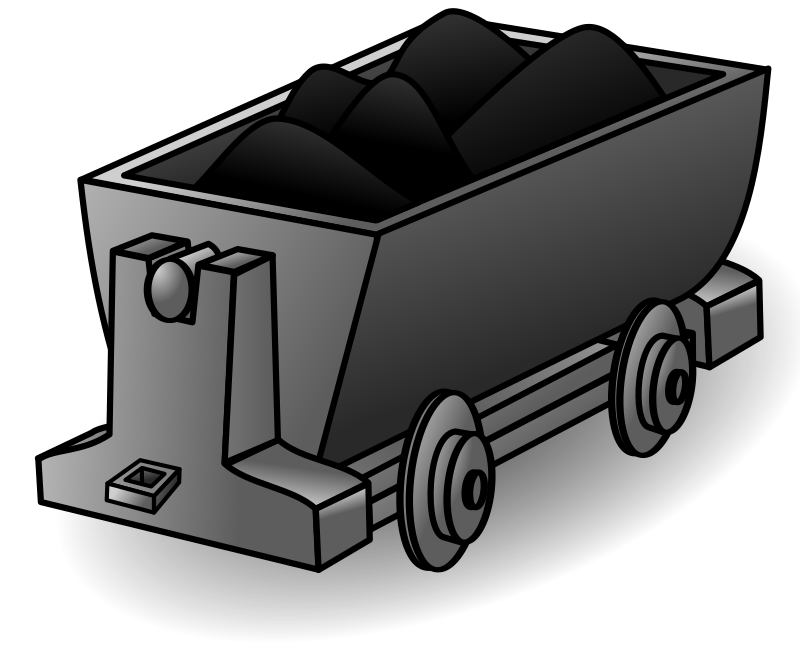 coal lorry by egore911 - A coal lorry